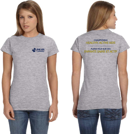 Women's Grey T-Shirt