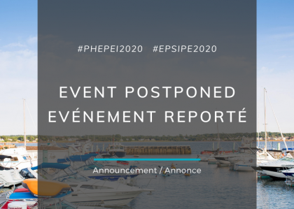PHEPEI2020 announcement